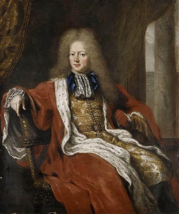 Carl Gyllenstierna of Steninge (1649-1723). David Klöcker Ehrenstråhl (Attributed)