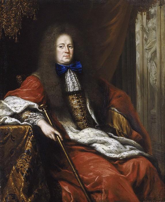 Johan Gabriel Stenbock (1640-1705), Count, Counselor. David Klöcker Ehrenstråhl