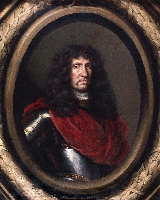 Erik Dahlberg (1625-1703). David Klöcker Ehrenstråhl