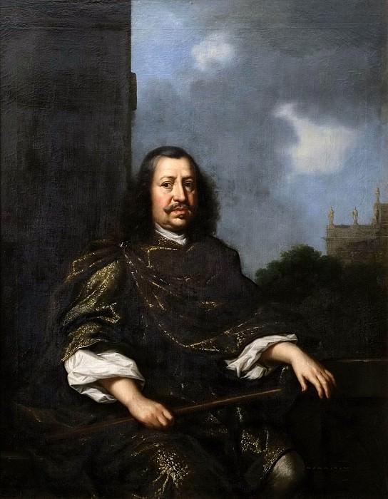 Fredrik III (1597-1659), Duke of Holstein-Gottorp. David Klöcker Ehrenstråhl (Attributed)