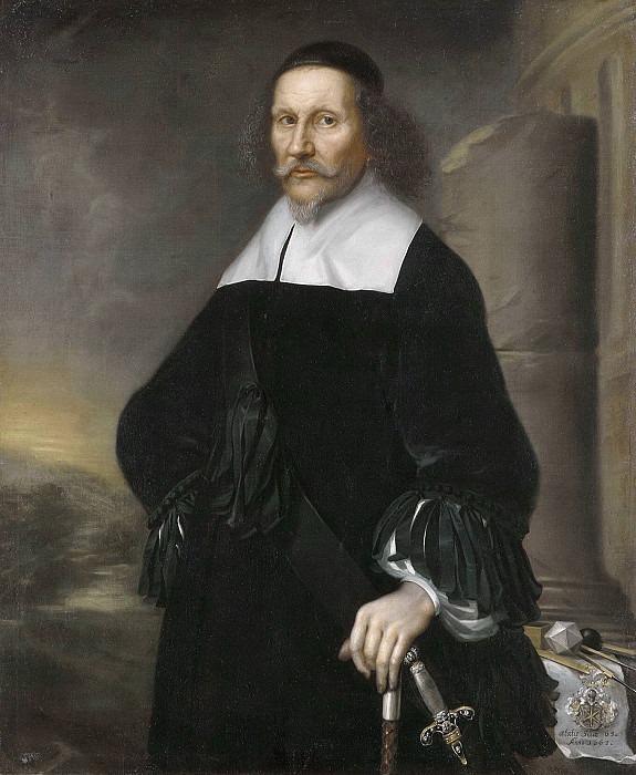Георг Штирнхильм (1598-1672). Давид Клёккер-Эренстраль (Приписывается)