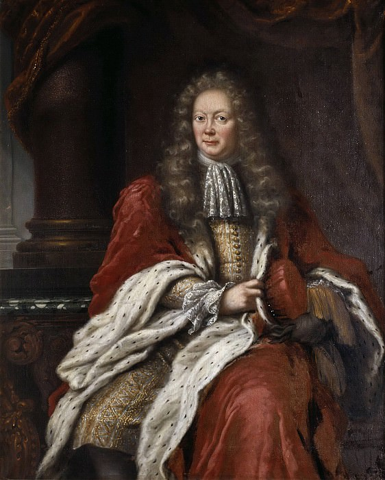 Erik Lindsköld (1634-1690). David Klöcker Ehrenstråhl (Attributed)