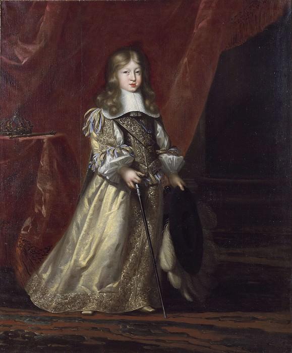 Karl XI (1655-1697), King of Sweden. David Klöcker Ehrenstråhl (Attributed)