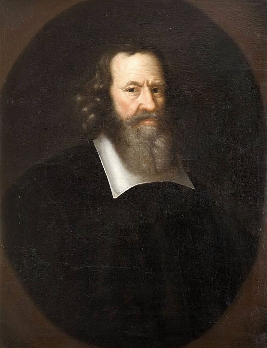 Johan Elai Terserus (1605-1678), Bishop. David Klöcker Ehrenstråhl (Attributed)
