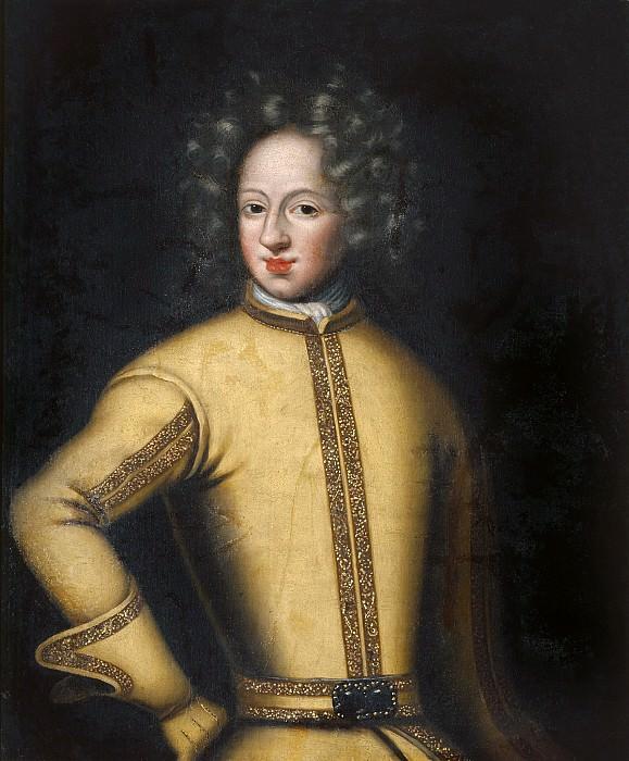 Karl XII (1682-1718), king of Sweden. David Klöcker Ehrenstråhl (School of)