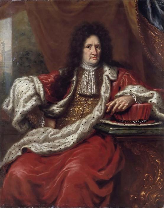Erik Dahlberg (1625-1703). David Klöcker Ehrenstråhl (Attributed)