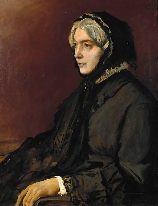 Henriette Feuerbach. Anselm Friedrich Feuerbach