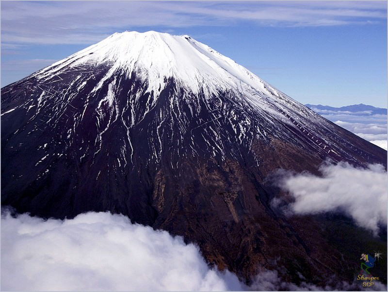 Mont Fuji. Mont Fuji