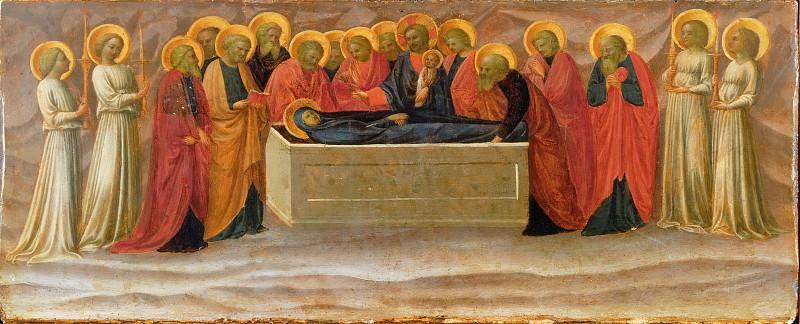 Успение Богородицы. Франческо д'Антонио да Витербо