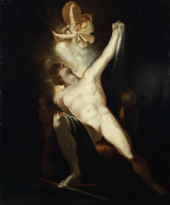The Birth of Sin. Henry (Fussli Fuseli