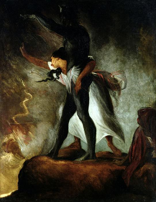 The Negro Avenged. Henry (Fussli Fuseli