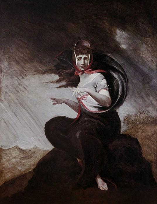 Mad Kate. Henry (Fussli Fuseli