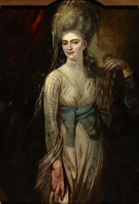 Portrait of a Lady. Henry (Fussli Fuseli