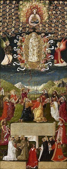 Успение Пресвятой Богородицы. Стефано де Федели