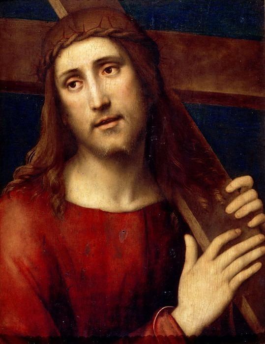 Христос, несущий крест. Франча (Франческо Райболини)