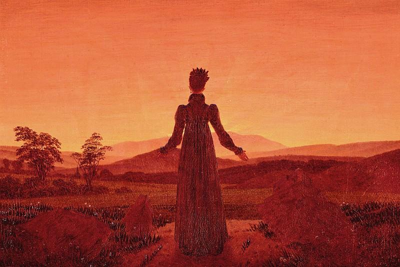 Morning Light, Caspar David Friedrich - 1600x1200 - ID 8158. Caspar David Friedrich