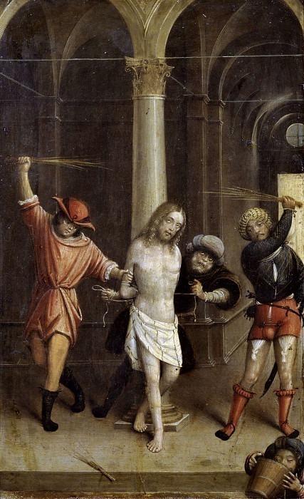 Бичевание Христа. Дефенденте Феррари