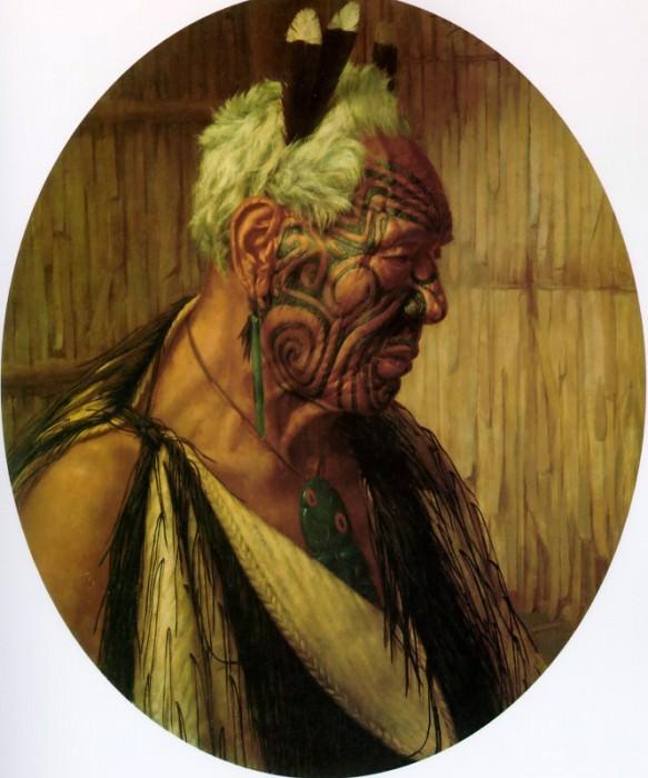 Благородный реликт благородной расы Варекаури Тахуна, 1910. Чарльз Фредерик Голди