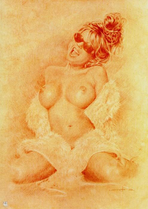 ma Girotto Nude2. Walter Girotto
