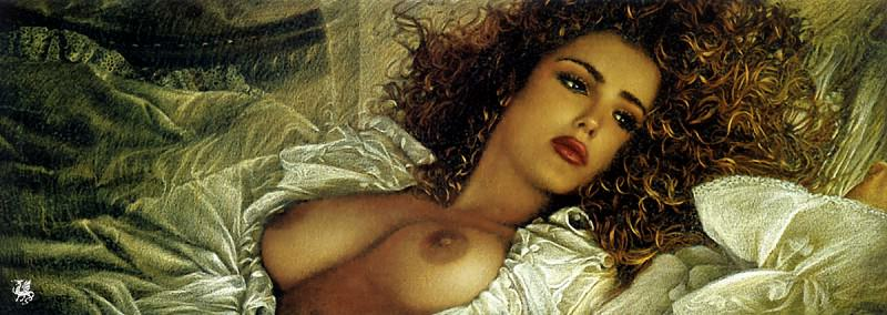 Sunlighted Nude. Walter Girotto