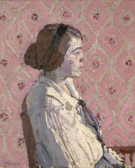 Portrait in Profile: Mary L. Harold Gilman
