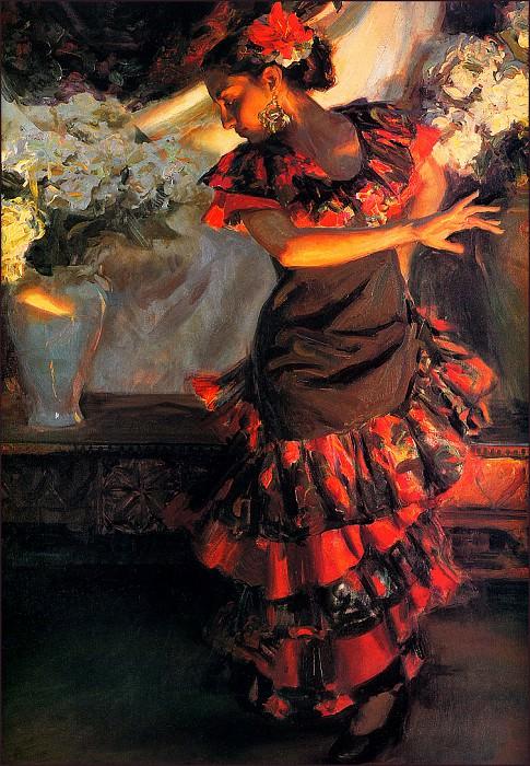 The Dance. Daniel F Gerhatz