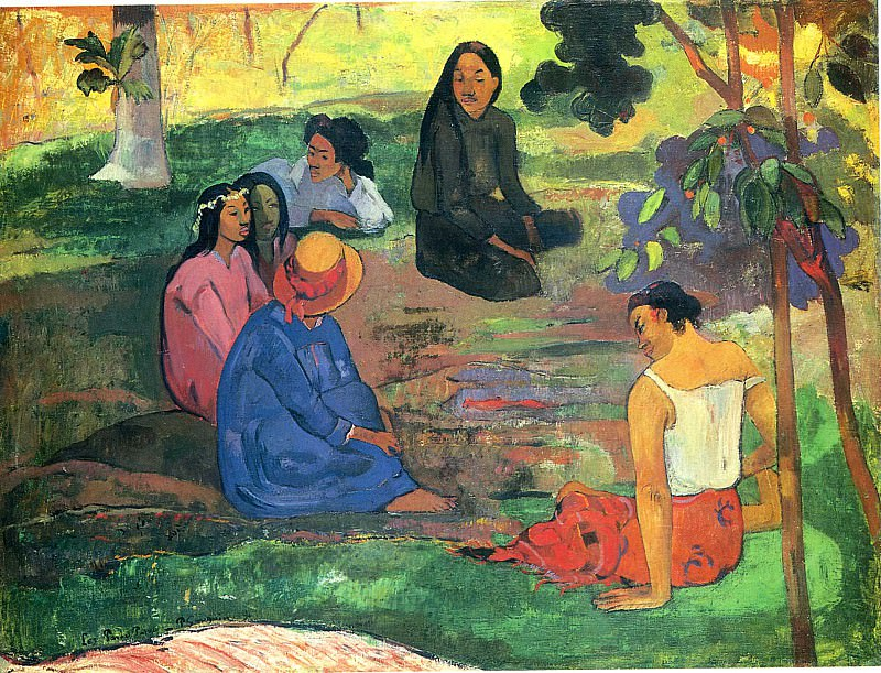 Gauguin (8). Paul Gauguin