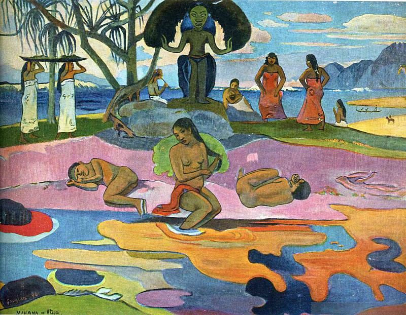 img196. Paul Gauguin
