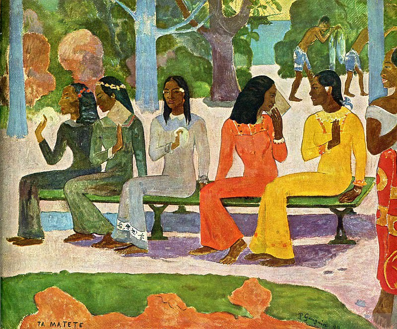img188. Paul Gauguin
