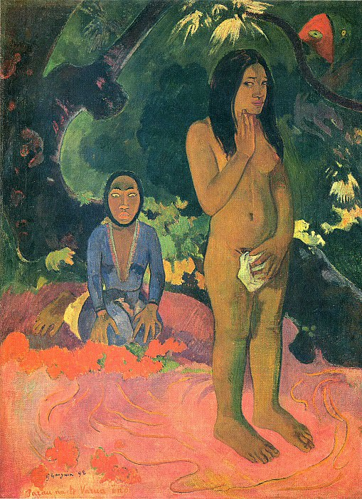 Gauguin (11). Paul Gauguin