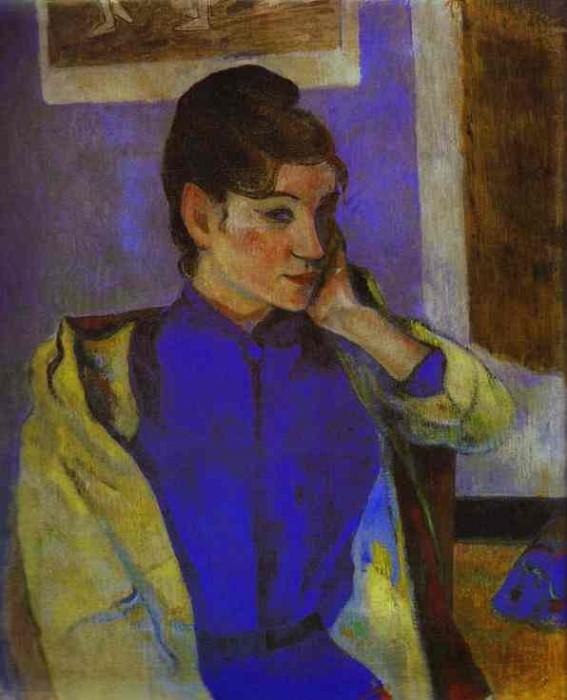 Madeleine Bernard. Paul Gauguin
