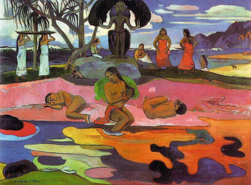 gauguin12. Paul Gauguin