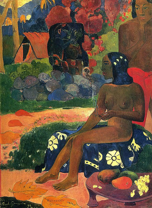 Gauguin (10). Paul Gauguin