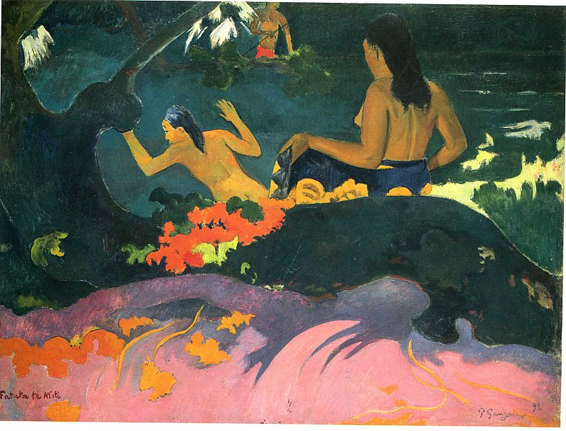 Gauguin (9). Paul Gauguin