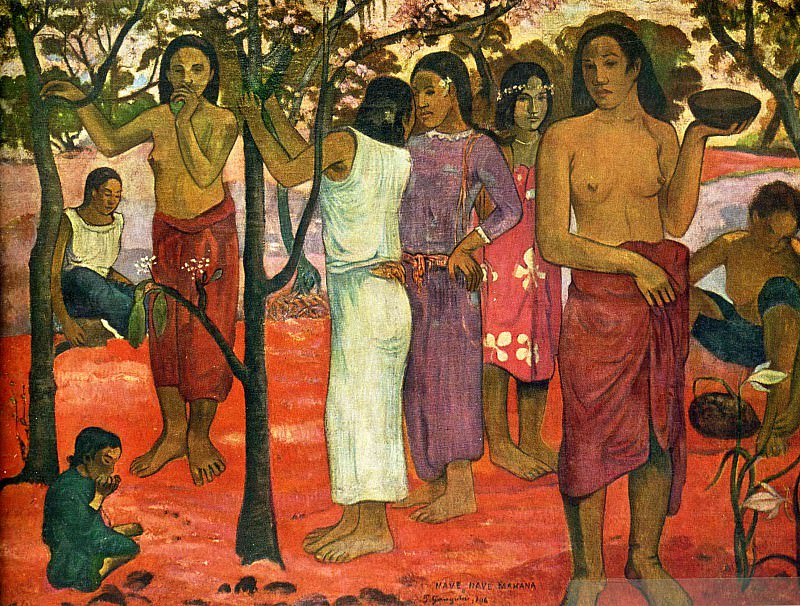 img198. Paul Gauguin