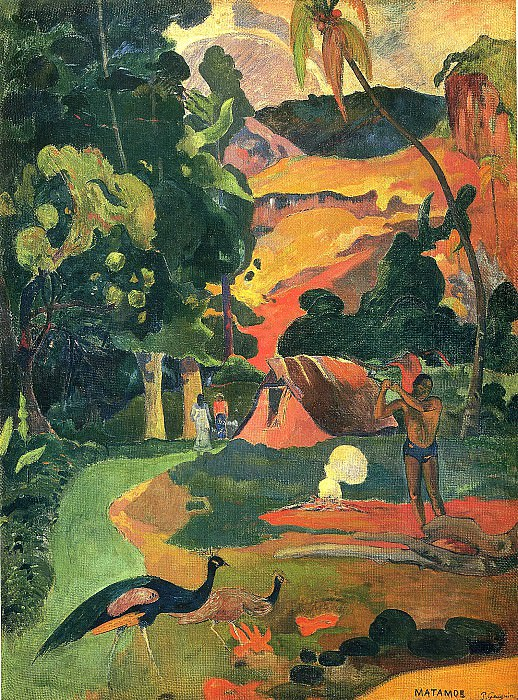 Gauguin (13). Paul Gauguin