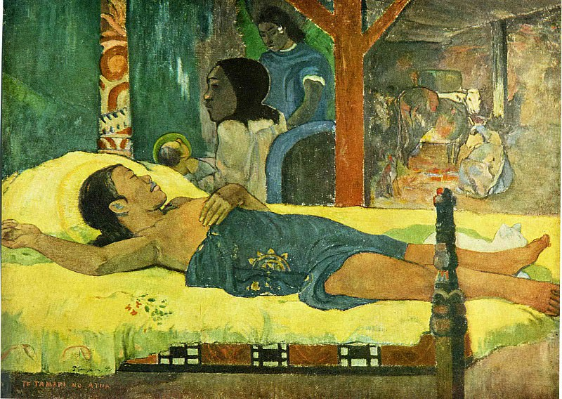 img201. Paul Gauguin