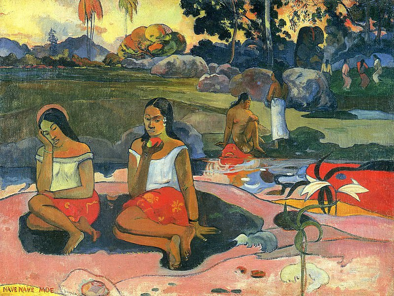 Gauguin (17). Paul Gauguin