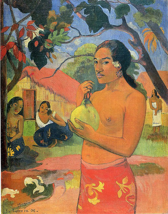 Gauguin (16). Paul Gauguin