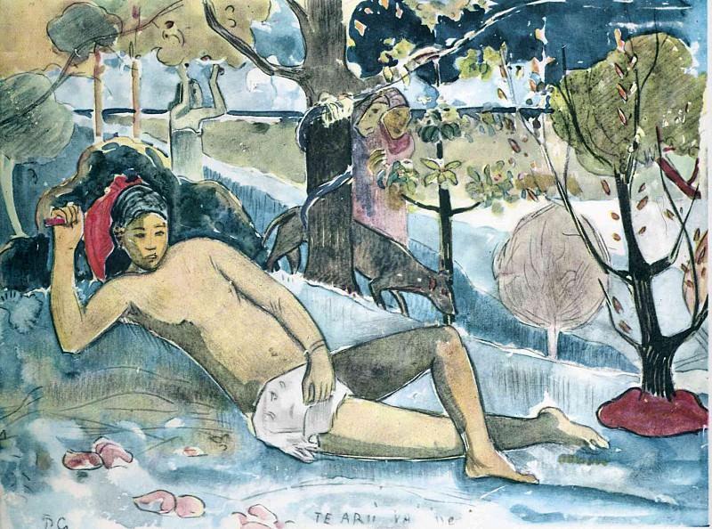 img160. Paul Gauguin