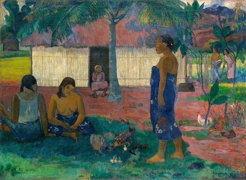 img197. Paul Gauguin