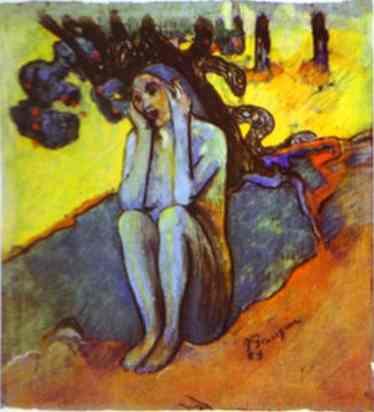 Eve - DonT Listen To The Liar. Paul Gauguin