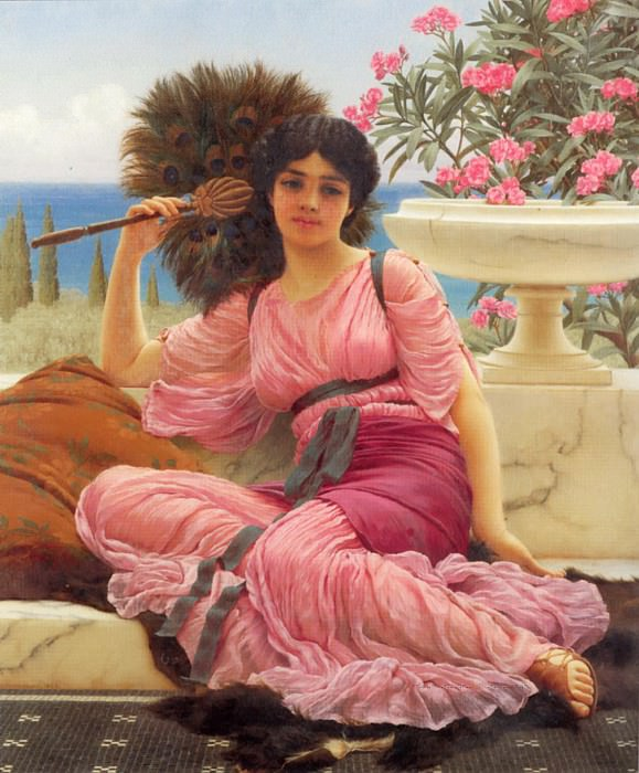 Flabellifera. John William Godward