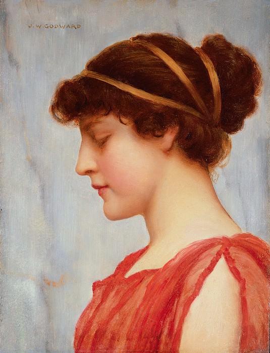 Ophelia. John William Godward