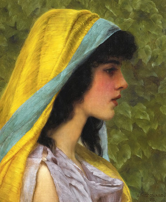 MELISSA. John William Godward