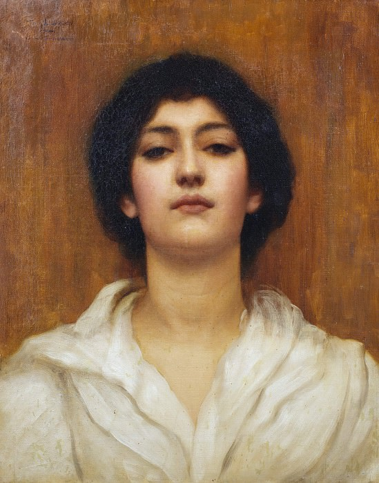 A beauty. John William Godward