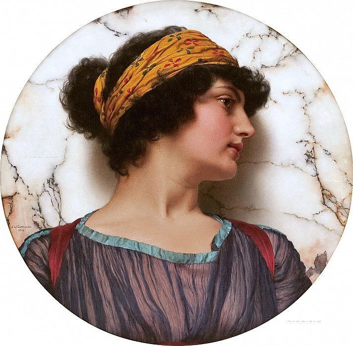 ANDROCLÉA. John William Godward
