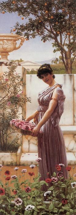The Flowers of Venus. John William Godward