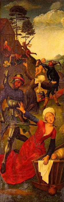 Goes, Hugo van der, Follower of (Flemish, 1400s)1. Хуго ван дер Гус