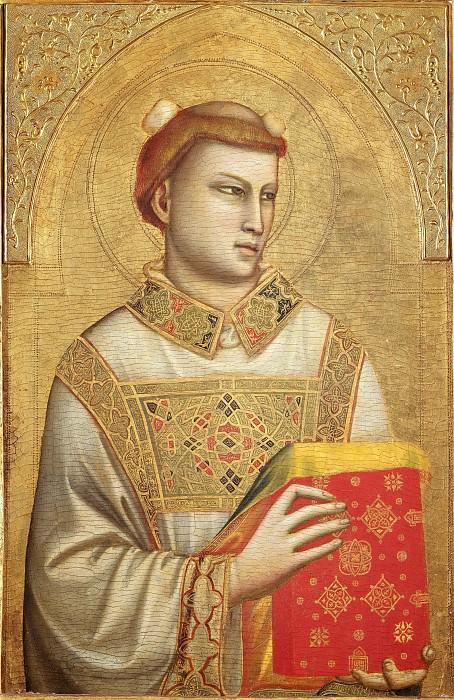Saint Stephen. Giotto di Bondone